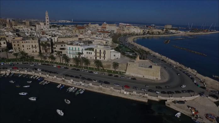 Bari, inaugurato il Villaggio del contadino di Coldiretti