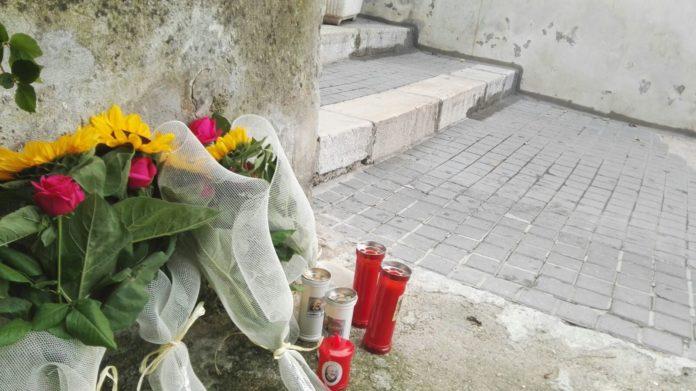 A Ischitella i funerali Nicolina