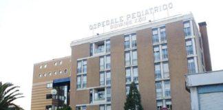 Ospedale pediatrico Giovanni XXIII Bari
