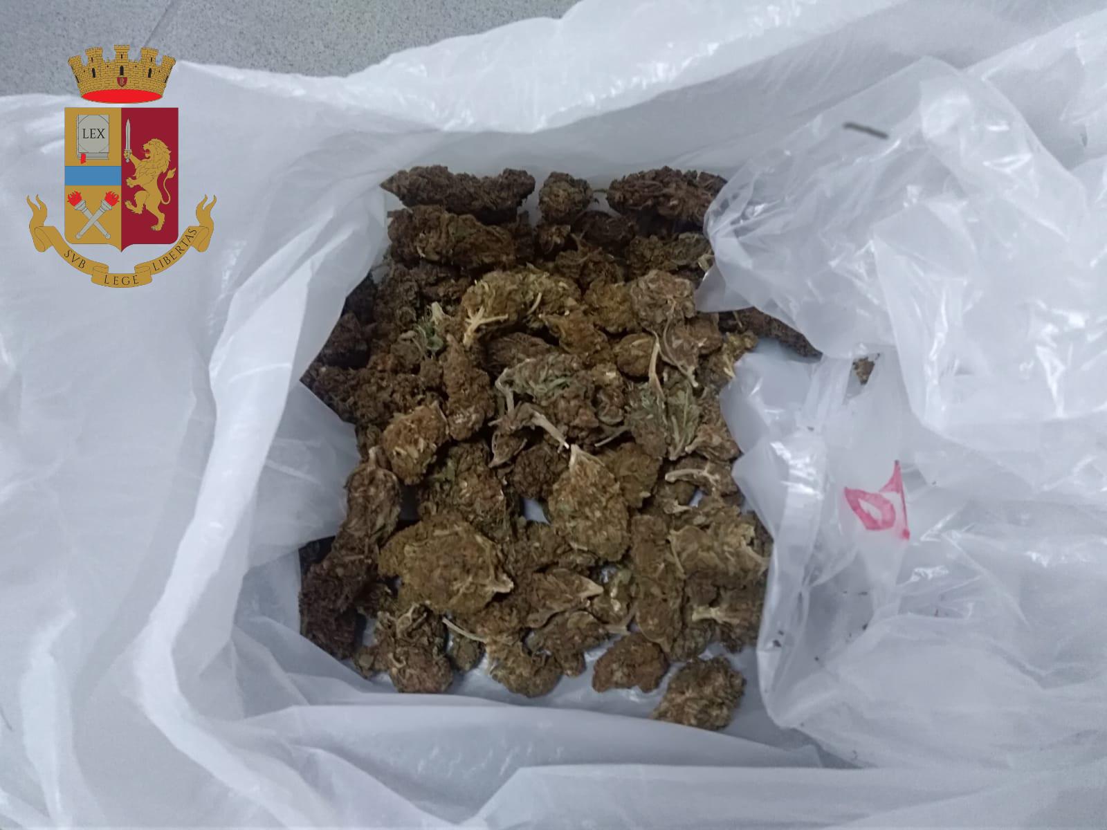 Bari, In Casa 12 Chili Di Droga Per 300mila Euro
