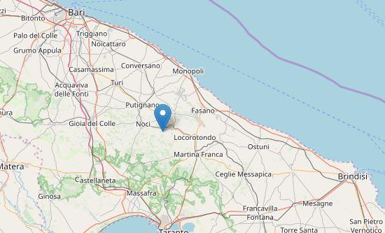 Scossa di terremoto in Puglia: trema il Gargano
