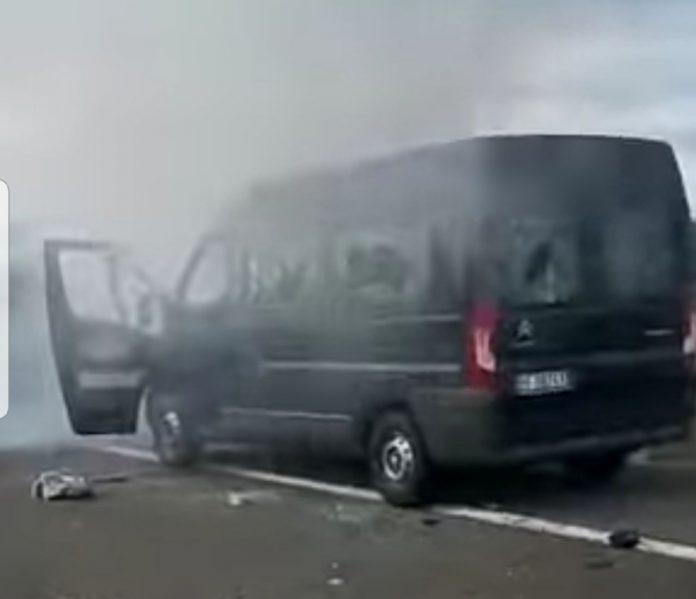 Autostrada A16 bloccata dopo Lacedonia: scontri tra tifosi