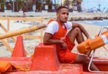 Elio Di Paola, il bagnino 21enne autore del salvataggio