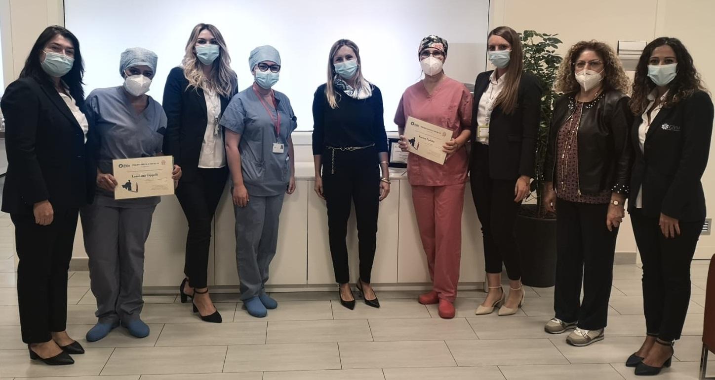 Coronavirus Donne In Prima Linea Durante L Emergenza Premiate Tre Infermiere Baresi Dell Ospedale Santa Maria